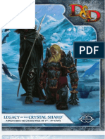 Legacy of the Crystal Shard Scenario Book
