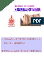 Indian Bureau of Mines An Introduction
