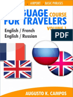 Language Course for Travelers - Augusto K. Campos