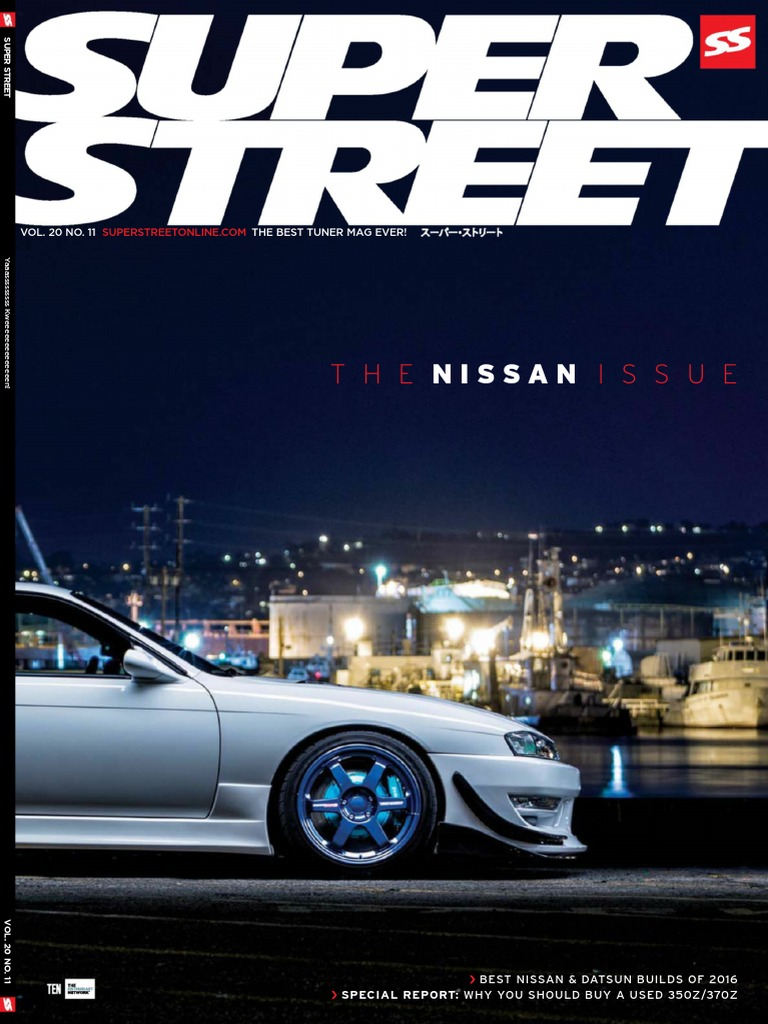 Nissan S13 240 Silvia 240sx Red Right Front 2 HD Poster Sports Car 18 X 12 Inch Print