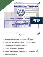 Milk Run Volkswagen