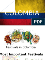 Festivals of Colombia