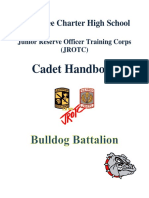 cchs cadet hanbook