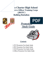 cchs cadet study guide