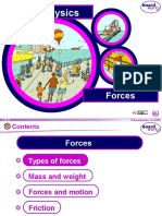 KS4 Forces - Forces