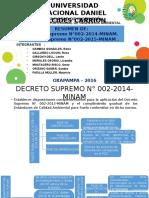 EXPO D.S. 2014 Y 2015