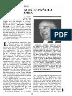 Ochoa, Miguel Ángel - La Diplomacia Española en Su Historia