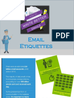 Email Etiquettes_ Module 1_Basics of Email