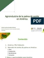 Agroindustria de La Palma de Aceite