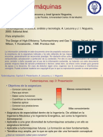 Turbomaquinas Tema 0 Estructura de La Asignatura
