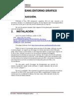 Programacion Concurrente Netbeans Entorno Grafico