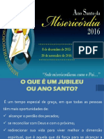Slides Do Ano Da Misericórdia - MOJOC