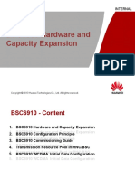 246317509-1-BSC6910-Hardware-Capacity-Expansion.pptx