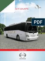 Hino - Annual Report 2015