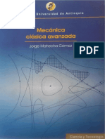 Jorge Mahecha-Mecanica Clasica Avanzada-Editorial Universidad de Antioquia (2006) (1)