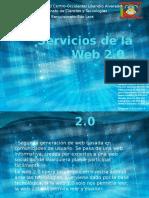 Servicios de La Web 2.0 Ucla Equipo 3 Sección 4