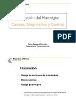 FisuracionHormigon Causas Diagnostico y Control