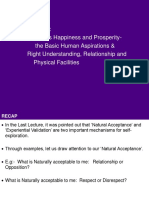 HV_PPT 3_ Happiness & Prosperity & RU, Rel, PF