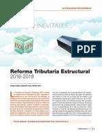 Reforma Tributaria Estructural 2016-2018 0