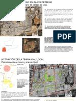 Bajos de Mena (Puente Alto) - Análisis urbanismo