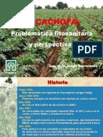 Alcachofa - Problemática Fitosanitaria y Perspectivas