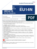 Edmundo - Tuition Fee Loan Eu14n