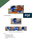 Crochet Nemo and Dory