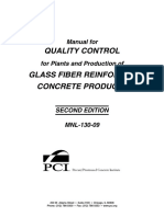 PCI GFRC Manual 2nd Edition