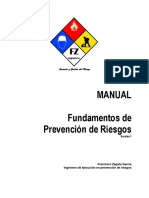 Manual Fundamentos de La Prevencion de Riesgos_FZ Ingenieria