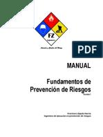 Manual Fundamentos de La Prevencion de Riesgos_FZ Ingenieria