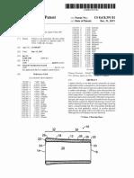 """U.S. Patent 8,618,391, entitled """"Nitride Slide"""", Issued 2013."""