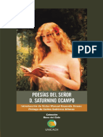 2010 - Poesías Del Señor D. Saturnino Ocampo (2)