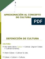 6. Concepto de Cultura