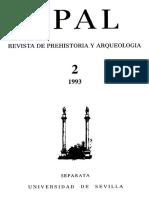 CRIADO BOADO, F. Límites y Posibilidades de La Arqueología Del Paisaje. 1993
