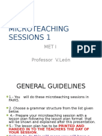 Guidelines for Microteaching Sessions 1 Met i.ppt Final Version 2016 (1)