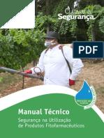 Manual Tecnico Seguranca Fitofarmaceuticos