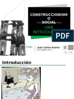 Construccionismo social