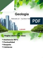 Geologi