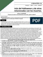 LaRealidaddetrásdelHalloween(10-26-2016)