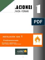 Ficha Predimensionado Gas 20013