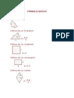 f Formulas Basic As
