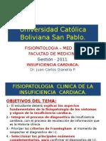 !- Fisiopatologia de La Insuficiencia Cardiaca.