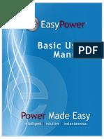 Manual de Usuario -Básico