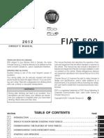 FIAT500 2012