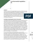01. Handout_Devolution of Environmental Regulation