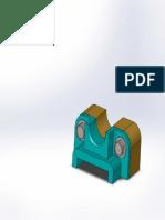 bearing block assembly