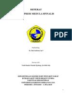 Refrat Kompresi Medula Spinalis