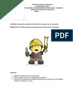 ACTIVIDAD 01-Vocabulario Del Electricista
