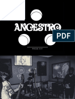 Ancestro - Press Kit