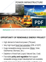 Policy for Power Infrastructure r1